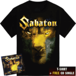 Lejonet fran norden Tshirt and Free CD single