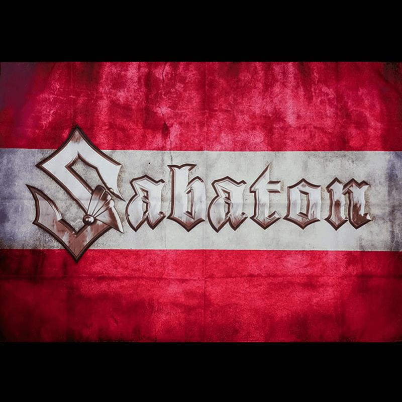 Austria Sabaton Logo Flag