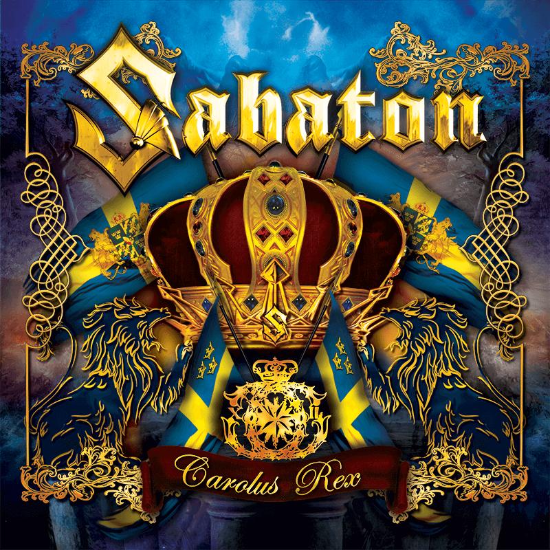Carolus Rex Sabaton CD
