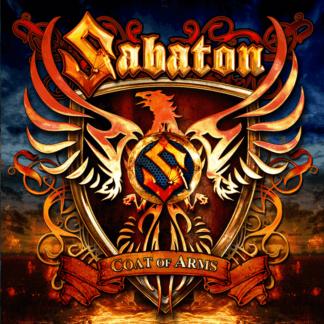 Coat of Arms Sabaton CD
