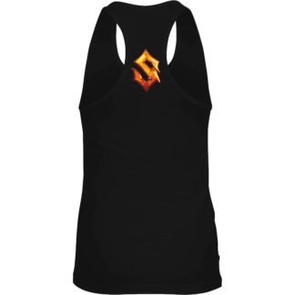 Coat of arms Sabaton girls tank top backside