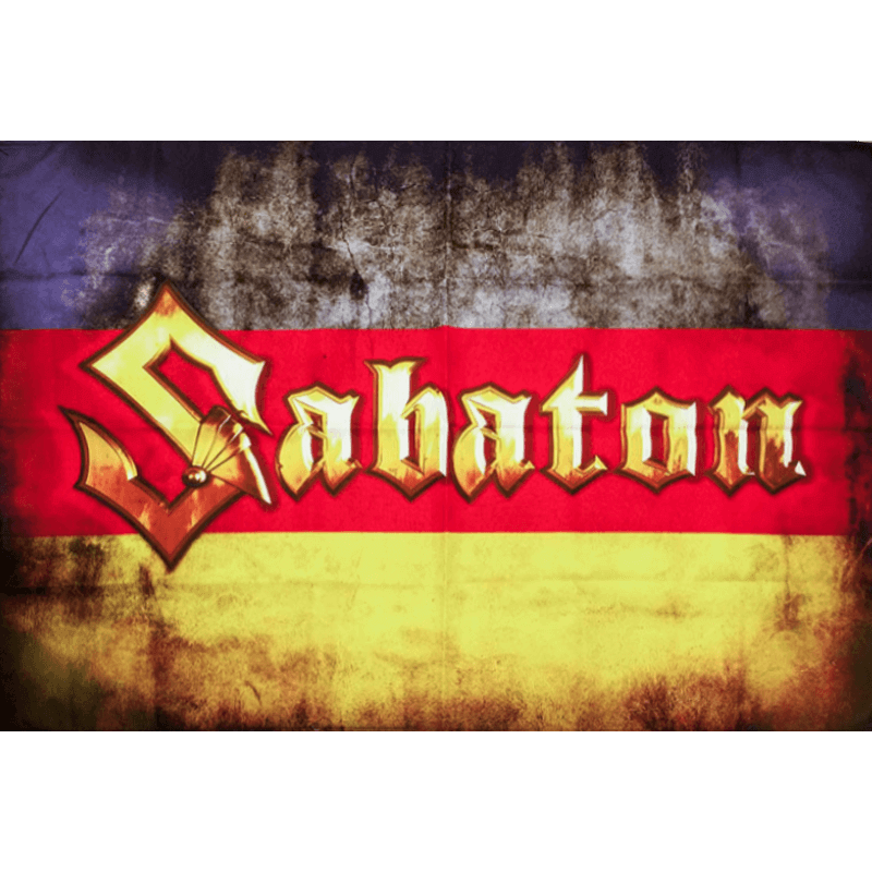 Germany Sabaton Logo Flag
