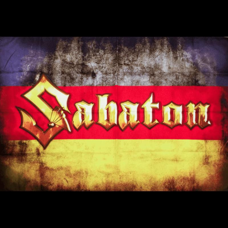 Germany Sabaton Logo Flag