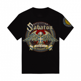 Sabaton Heroes By Affliction Kids T-shirt Frontside