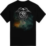 Man of war Sabaton tshirt backside