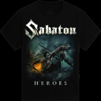 Man of war Sabaton tshirt frontside