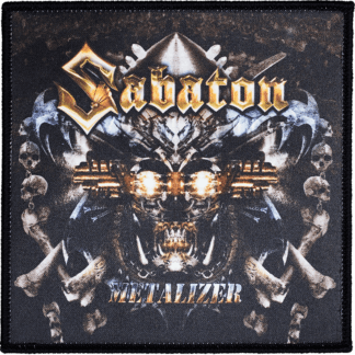 Metalizer Sabaton patch