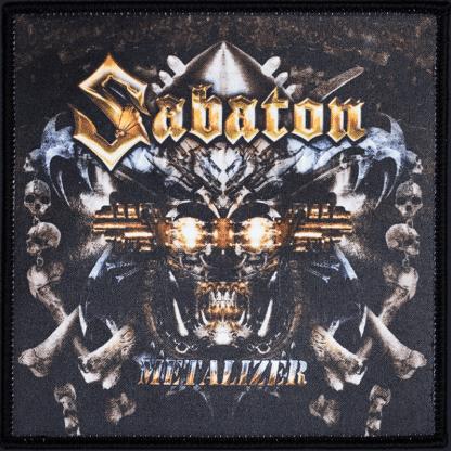Metalizer Sabaton patch