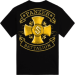 Panzer battalion Sabaton tshirt backside