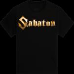 Panzer battalion Sabaton tshirt frontside