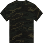 Phoenix camo Sabaton tshirt backside