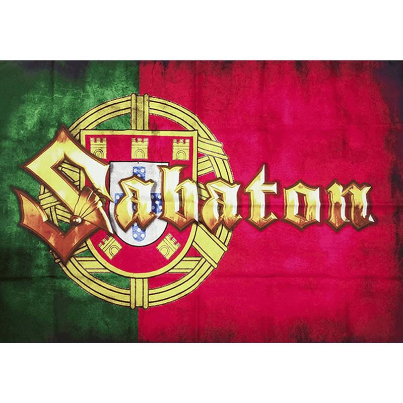 Portugal Sabaton Logo Flag