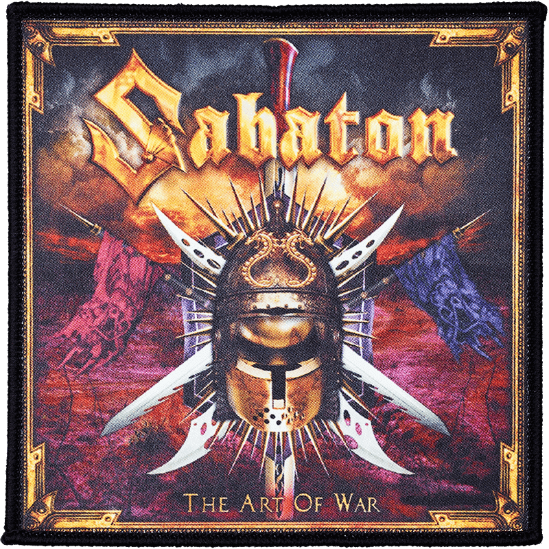 The art of war Sabaton patch