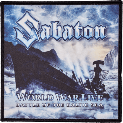 World war live Sabaton patch