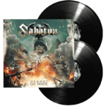 Heroes on tour vinyl lp Sabaton