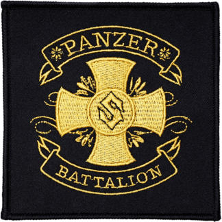 Panzer battalion Sabaton patch