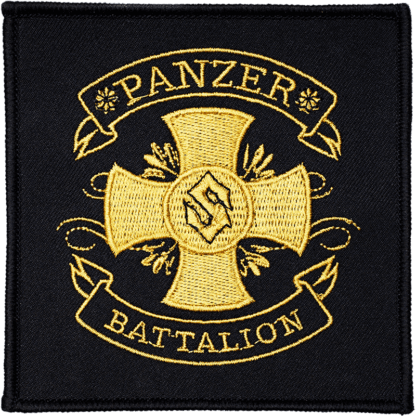 Panzer battalion Sabaton patch