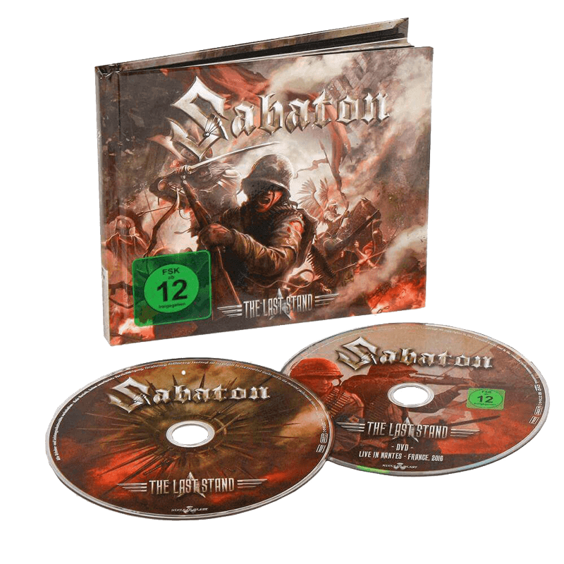Sabaton - The Last Stand Digibook