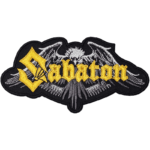 Eagle Sabaton Patch