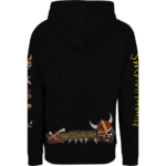 Swedish pagans Sabaton nonzip hoodie backside