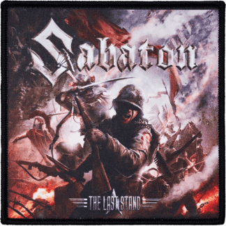 The last stand Sabaton patch