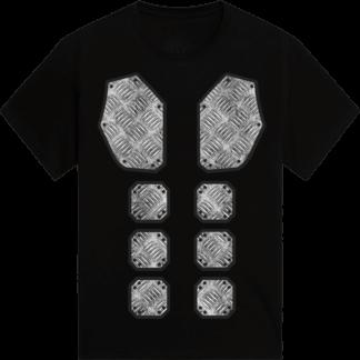 Six pack Sabaton tshirt frontside