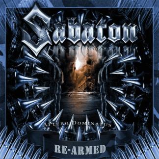 Attero Dominatus Re-armed Sabaton CD