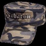 Grey urban camo Sabaton cap