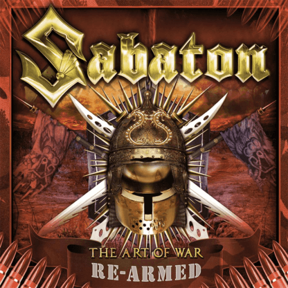 The art of war re-armed Sabaton CD