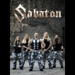 Sabaton band flag