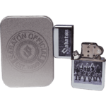 Sabaton band lighter set