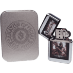 The last stand Sabaton lighter set