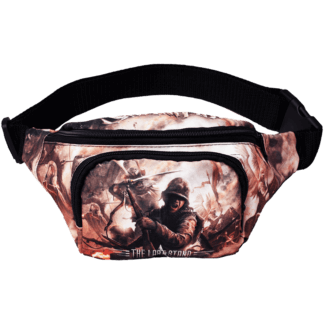 The last stand belt pouch frontside