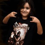 The Last Stand Sabaton Kids T-shirt Model