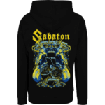 Carolus Rex 300 Years Anniversary Sabaton zip hoodie backside
