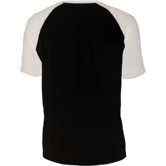 Anime Sabaton raglan tshirt backside