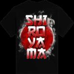 Shiroyama Tshirt sabaton back