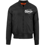 Unknown soldier Sabaton bomber jacket frontside