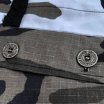 Sabaton signature camo pants buttons