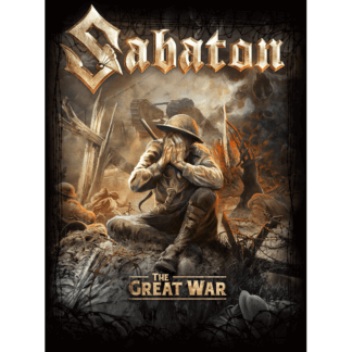 The great war Sabaton flag