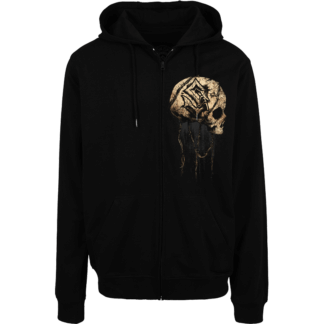 The great war Sabaton zip hoodie rightside