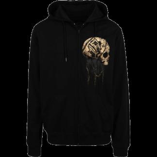 The great war Sabaton zip hoodie rightside
