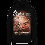 Bismarck hoodie frontside