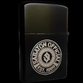 Bismarck Sabaton Lighter Backside