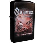Bismarck Sabaton Lighter Frontside