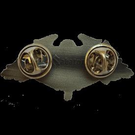 Eagle Sabaton Pin Backside