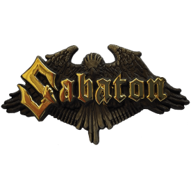 Eagle Sabaton Pin Frontside