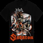 Mystic Festival Sabaton Exclusive Tshirt Frontside