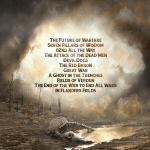 The Great War Sabaton CD Back Cover