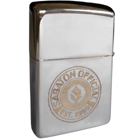The Great War Sabaton Lighter Backside